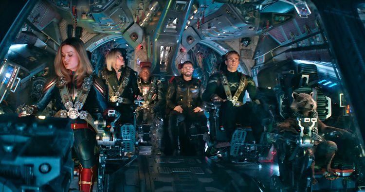 《复联4》10小时预售票房破1亿,刷新中国影史最快纪录  第1张