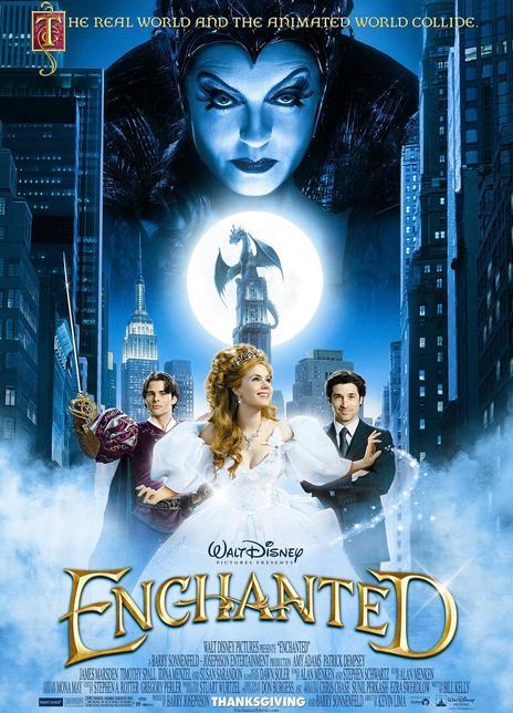 2007迪士尼高分喜剧《魔法奇缘》BD1080P.国英双语.中英字幕