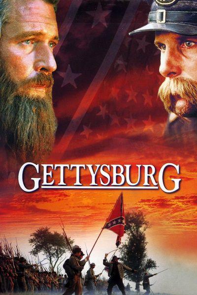 1993高分战争历史《葛底斯堡/盖茨堡之役》无删减版.BD720P.中英双字
