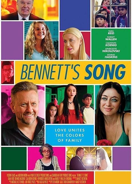 2018 美国《班尼特之歌》两个非常独特的家庭在碰撞过程中找到了欢笑、音乐和爱