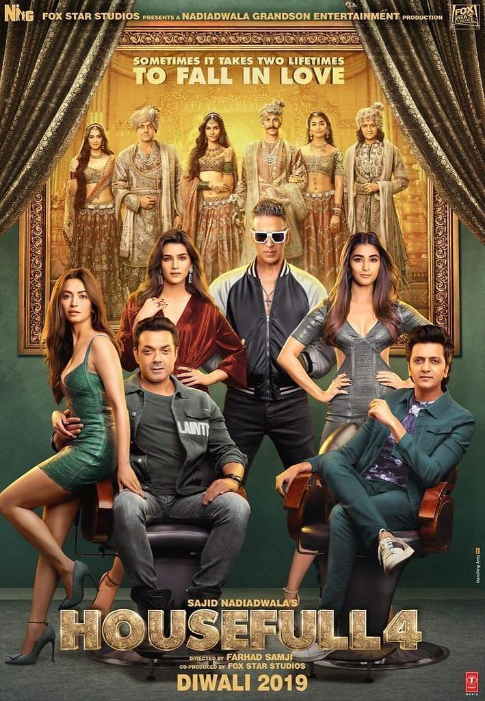 2019 印度《真愛滿屋4》印度預算最高的喜劇電影
