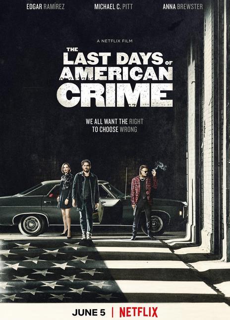 美国最后一宗罪案/美国犯罪的末日 2020.HD720P 迅雷下载