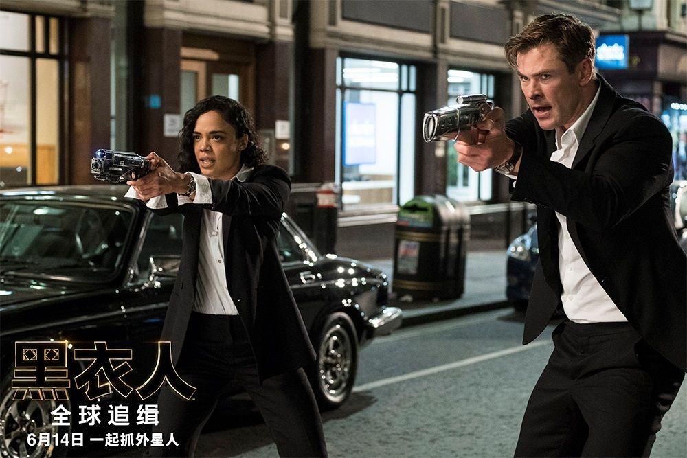 """《黑衣人:全球追缉》发布""""幻影双煞""""特辑,"""