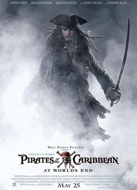 加勒比海盗3:世界的尽头(TV)[2007]