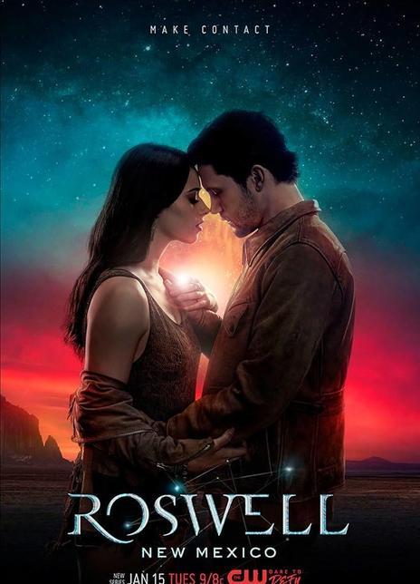 罗斯威尔 第一季海报封面