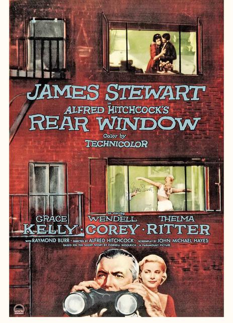 后窗(1955)