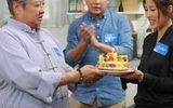 67歲洪金寶生日現場兒媳送驚喜,生日愿望全都與孫子有關