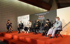 《七人樂隊》主創齊聚香港國際電影節 開幕放映港片情懷引共鳴