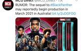 """《黑豹2》将开拍!暂定档2022年5月,反派或将""""死而复生""""?"""