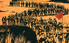 抗美援朝系列电影接力定档 中国电影行业集体致敬中国人民志愿军