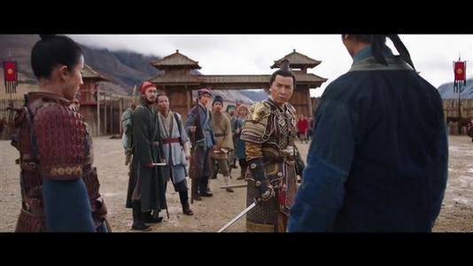 甄子丹宣传《花木兰》透露曾有机会参演《海王》但遗憾错过