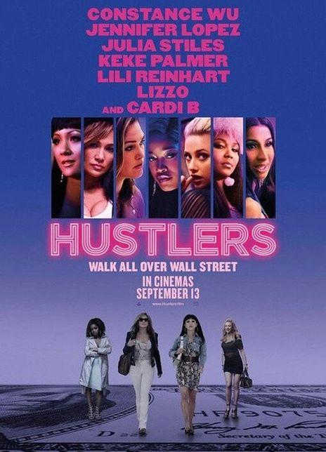 2019 美国《舞女大盗》讲述在金融危机之后,依赖华尔街客户的脱衣舞舞者的生计故事