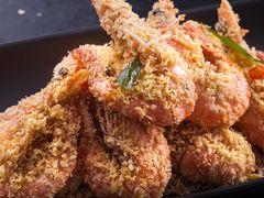 珍宝海鲜(环贸iapm商场店)的麦片虾
