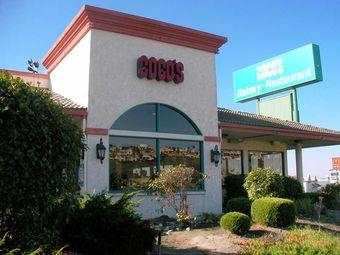 Coco's Bakery Restaurant(cactus road)