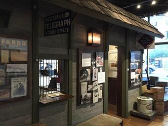 富国银行历史展览馆