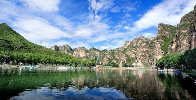 北京附近的自然风景