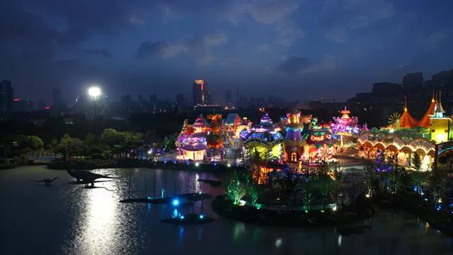 常州锦江国际大酒店 中华恐龙园 恐龙谷温泉, 可选双早