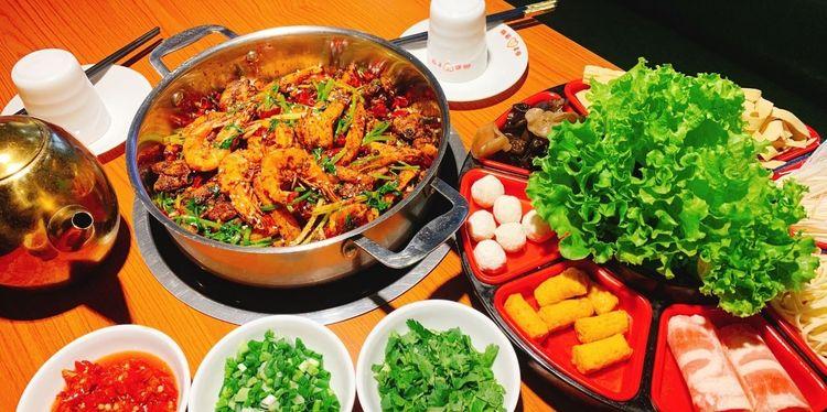 鸡公爱上虾丨2-3人餐丨北大街丨免预约丨所有日期可用