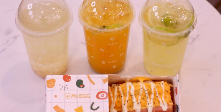 蛋先生·爆蛋吐司丨大悦城丨单人套餐丨免预约丨健康+颜值一战打卡