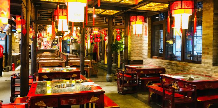 火爆加推|龙湖星悦荟|蜀大侠|4人火锅套餐|娱乐圈的食堂!