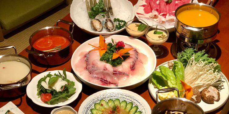 山居私厨火锅丨奢华2人餐丨免预约丨海港城丨精品日式火锅