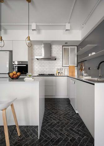 120平米三室两厅宜家风格厨房欣赏图