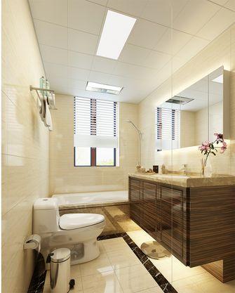 20万以上140平米四室四厅现代简约风格卫生间图片