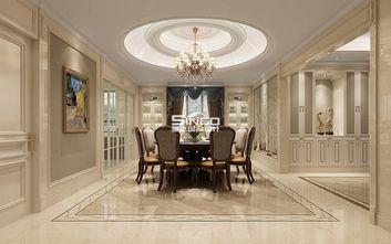20万以上140平米别墅欧式风格餐厅背景墙欣赏图