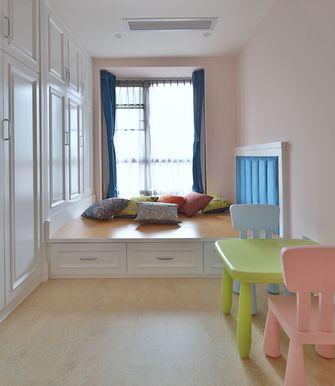 140平米三室两厅中式风格书房设计图