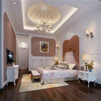 140平米别墅新古典风格卧室装修案例