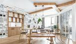 130平米日式风格阁楼图