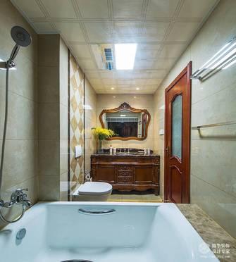 20万以上140平米四室两厅欧式风格卫生间图