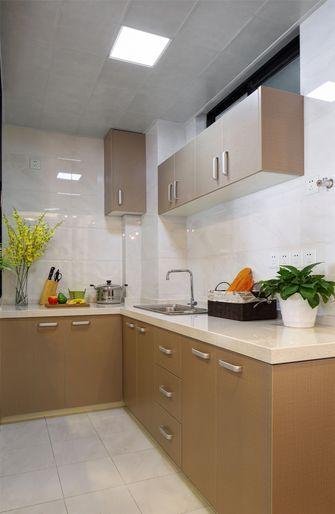 70平米法式风格厨房效果图