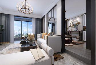 110平米三室两厅中式风格客厅效果图