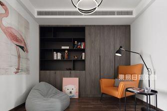 140平米别墅北欧风格卧室图片