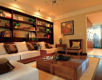 40平米小户型东南亚风格客厅图