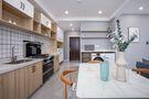 60平米一居室北欧风格餐厅设计图