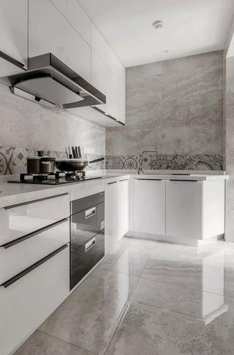 100平米中式风格厨房设计图