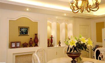 豪华型140平米欧式风格客厅设计图