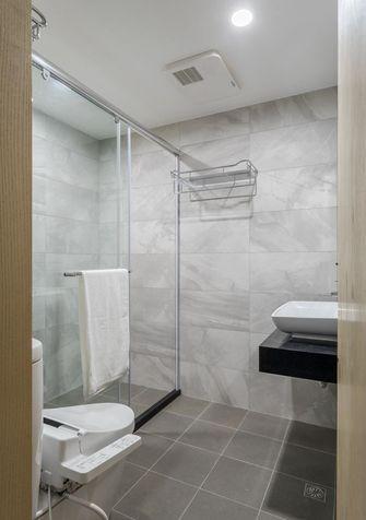 30平米小户型北欧风格卫生间装修效果图