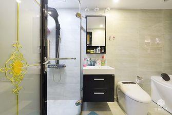 50平米一室一厅新古典风格卫生间欣赏图