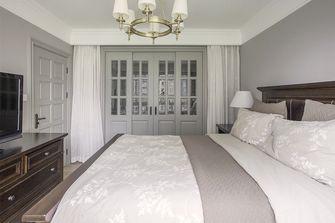 豪华型140平米四室四厅美式风格卧室图片