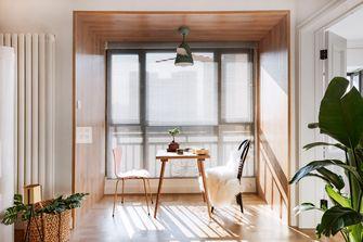 经济型80平米一居室北欧风格阳台装修图片大全