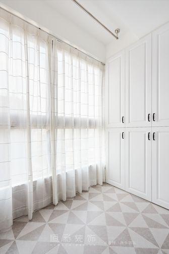 富裕型70平米北欧风格书房装修图片大全