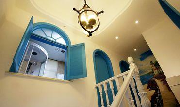 10-15万120平米复式地中海风格楼梯装修效果图
