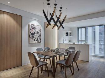 130平米四室两厅日式风格餐厅装修图片大全
