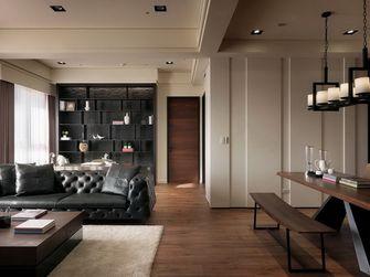 70平米三室三厅新古典风格客厅图片