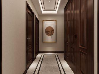 140平米三室两厅中式风格玄关装修效果图
