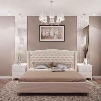 50平米一室一厅现代简约风格卧室图片大全