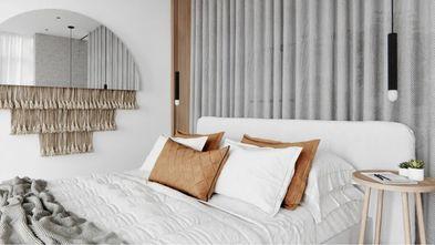 100平米一室一厅现代简约风格卧室设计图
